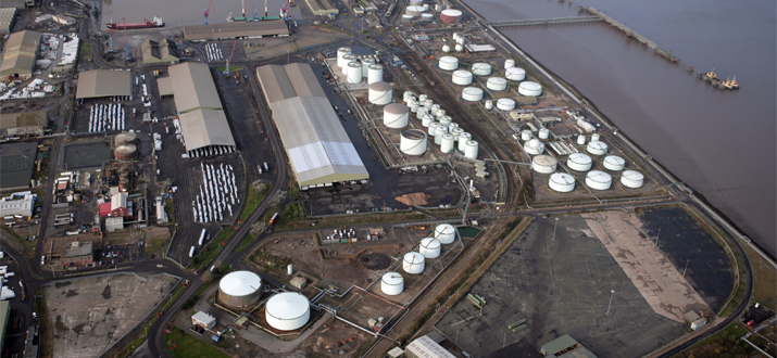 Immingham East