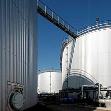Heavy fuel oil tanks