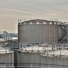 Tank capacities  of up to 10,500m³